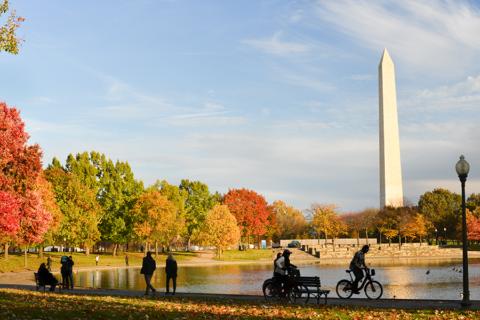 Metro DC's bikeshare service