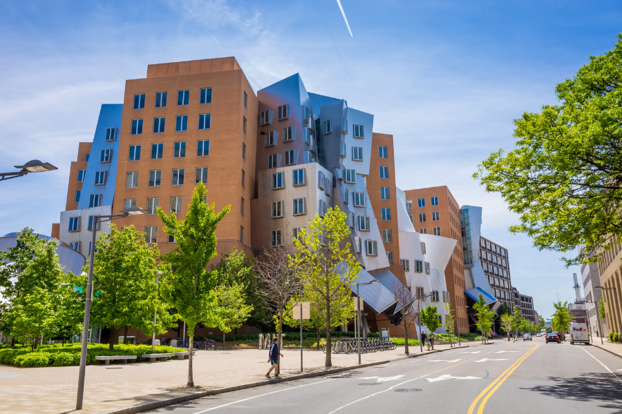 Mit Stata Center Website Photo
