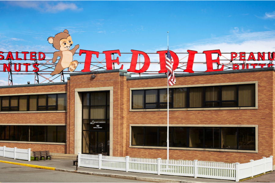 Teddie Factory Website