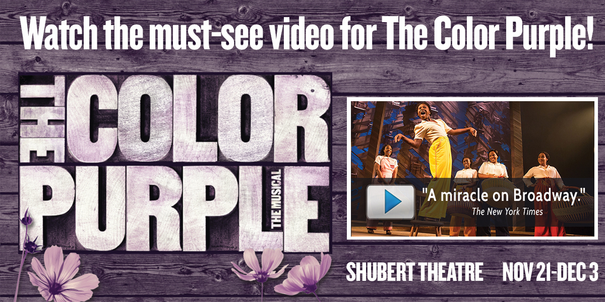 The Color Purple Video Image