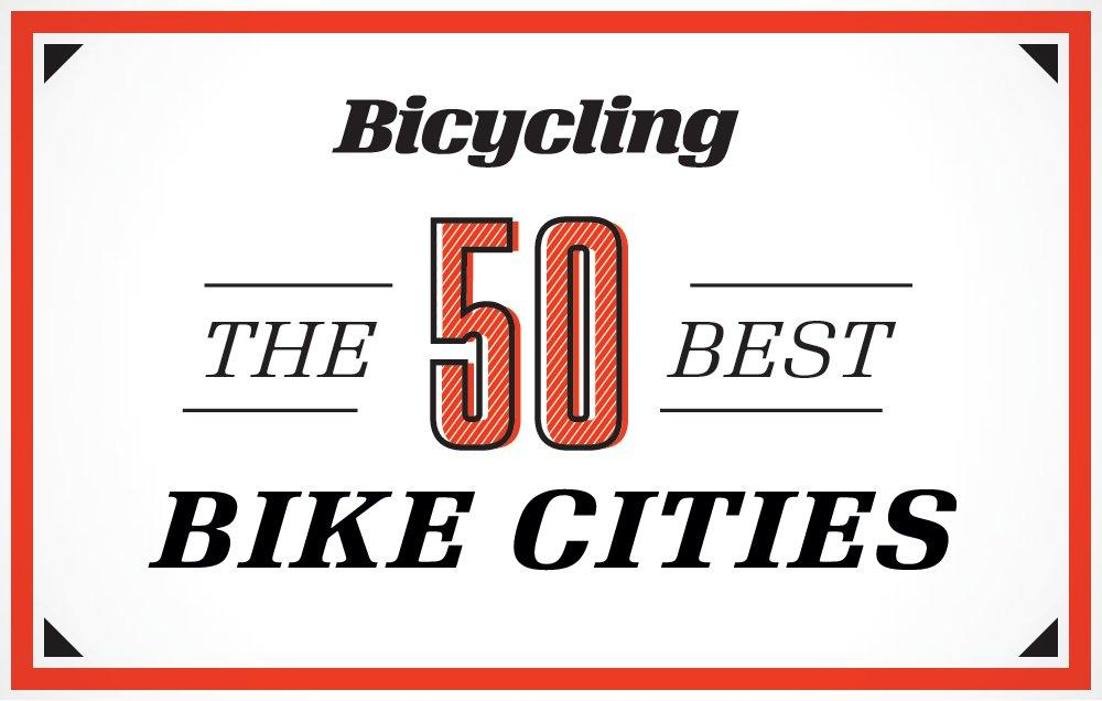 Bicycling Best Cities Opener
