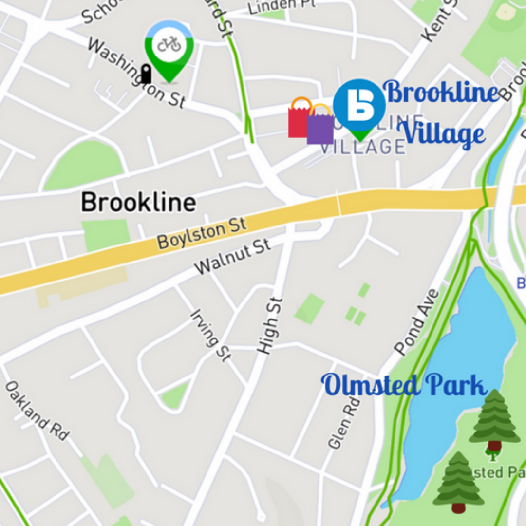 Brookline Guide Square Icon