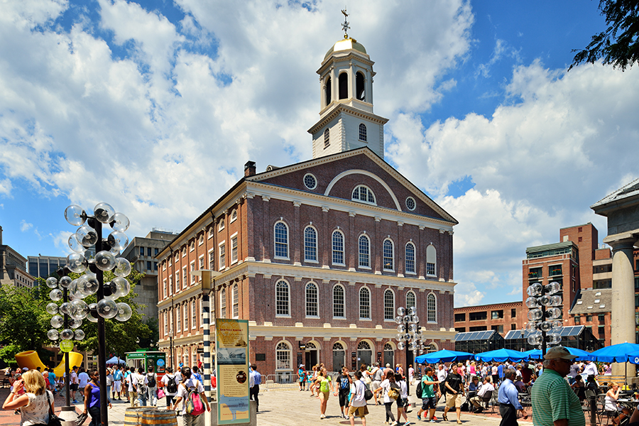 Faneuil Hall & Quincy Market