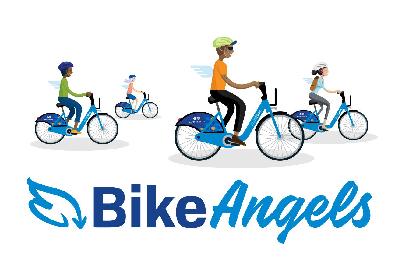 Bike Angels | Blue Bikes Boston
