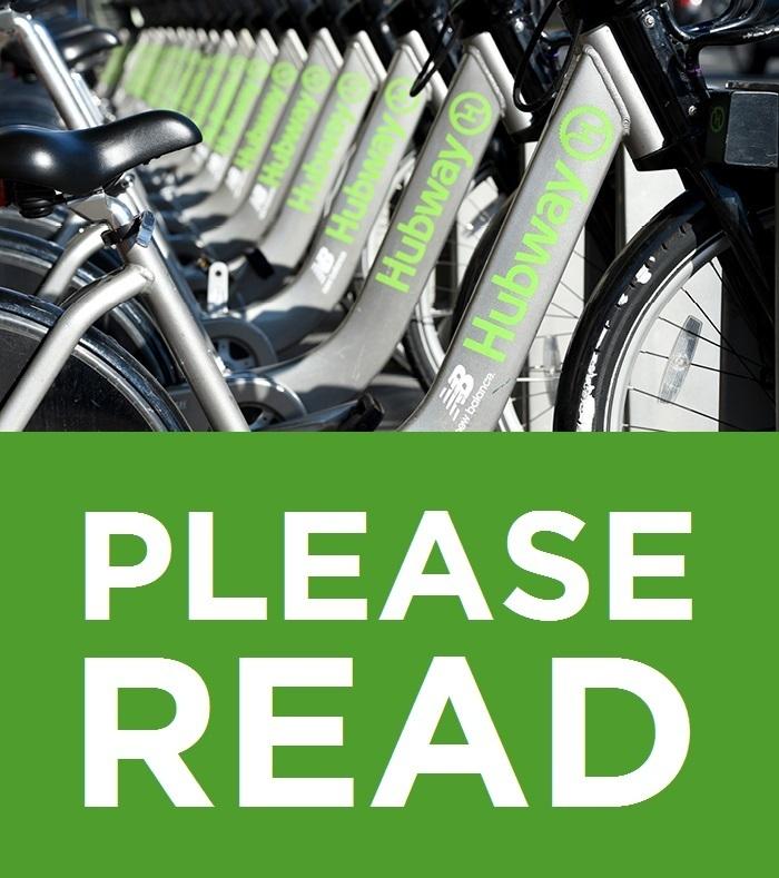 Major Station Alert: TD Garden / North Station Hubway locations ...