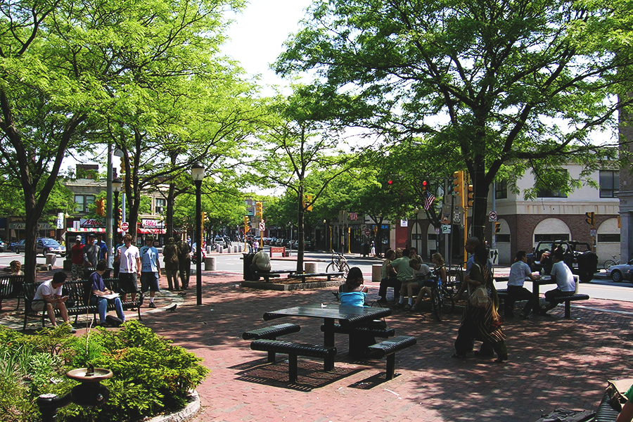 Somerville Community Path and Linear Park | Blue Bikes Boston