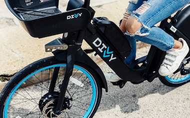 Divvy Home Page Ride