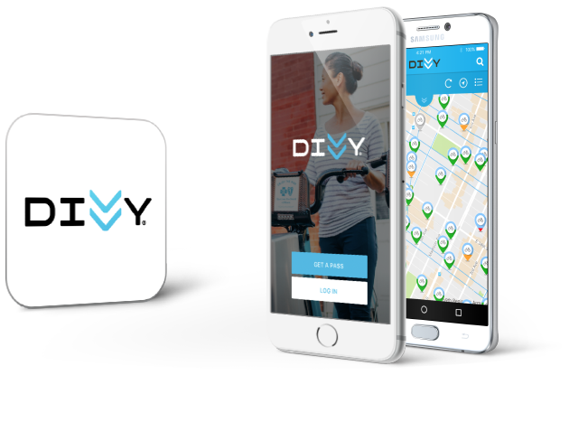 Go Mobile with Divvy App | Divvy Bikes on