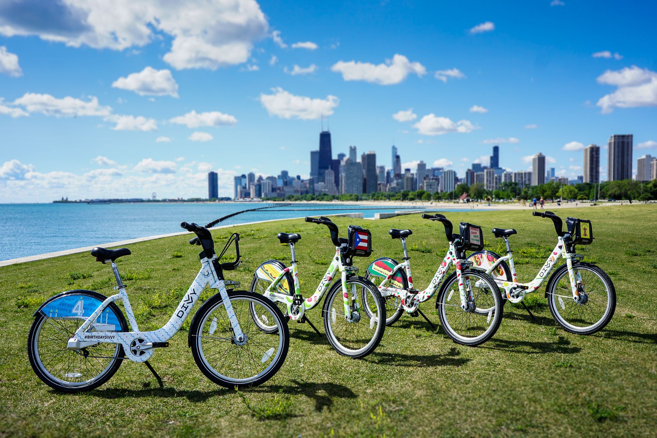 Happy Birthday to All of Us! | Divvy Bikes on