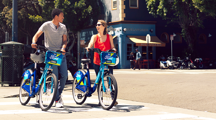 Bike Share For All Image