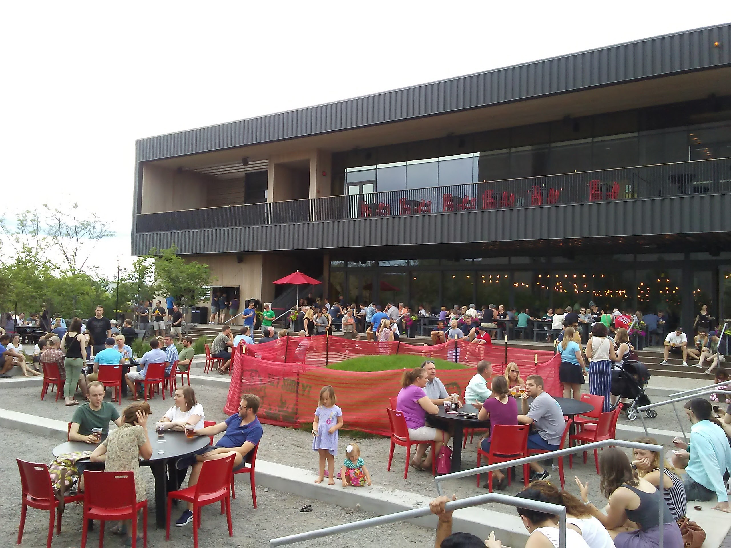 Surly Brewing Patio