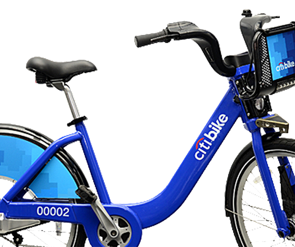 Citi Bike Frame