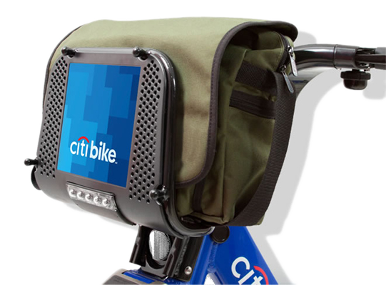Citi Bike Rack