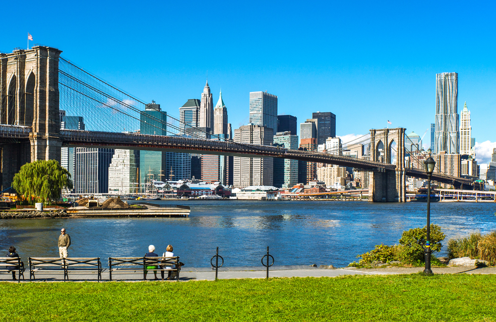 Brooklyn Bridge Park Citi Bike Nyc