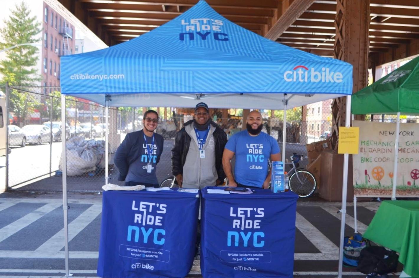 Citi Bike SNAP & NYCHA memberships | Citi Bike NYC