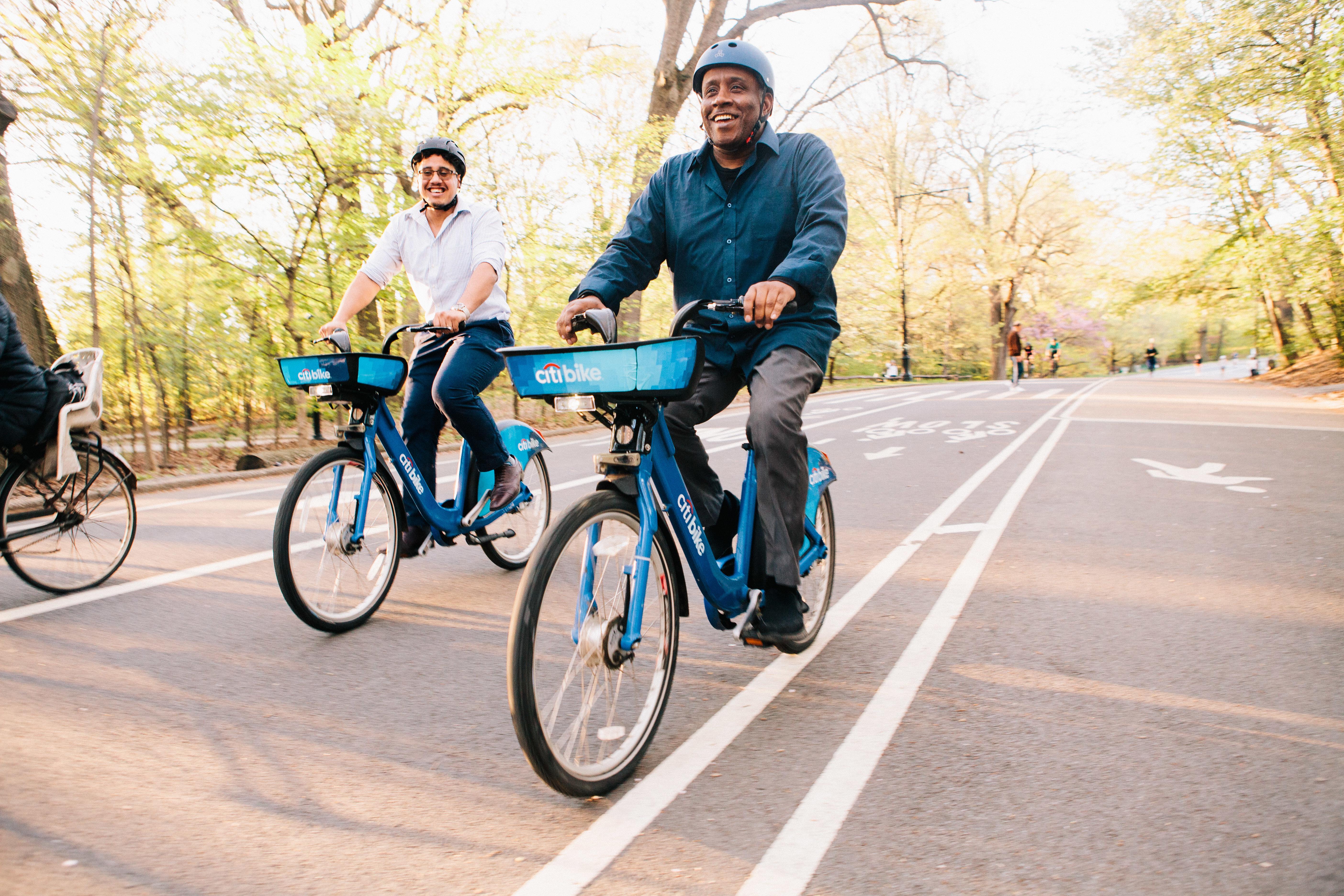 特殊时期,推荐 Citi Bike 等美国共享自行车服务