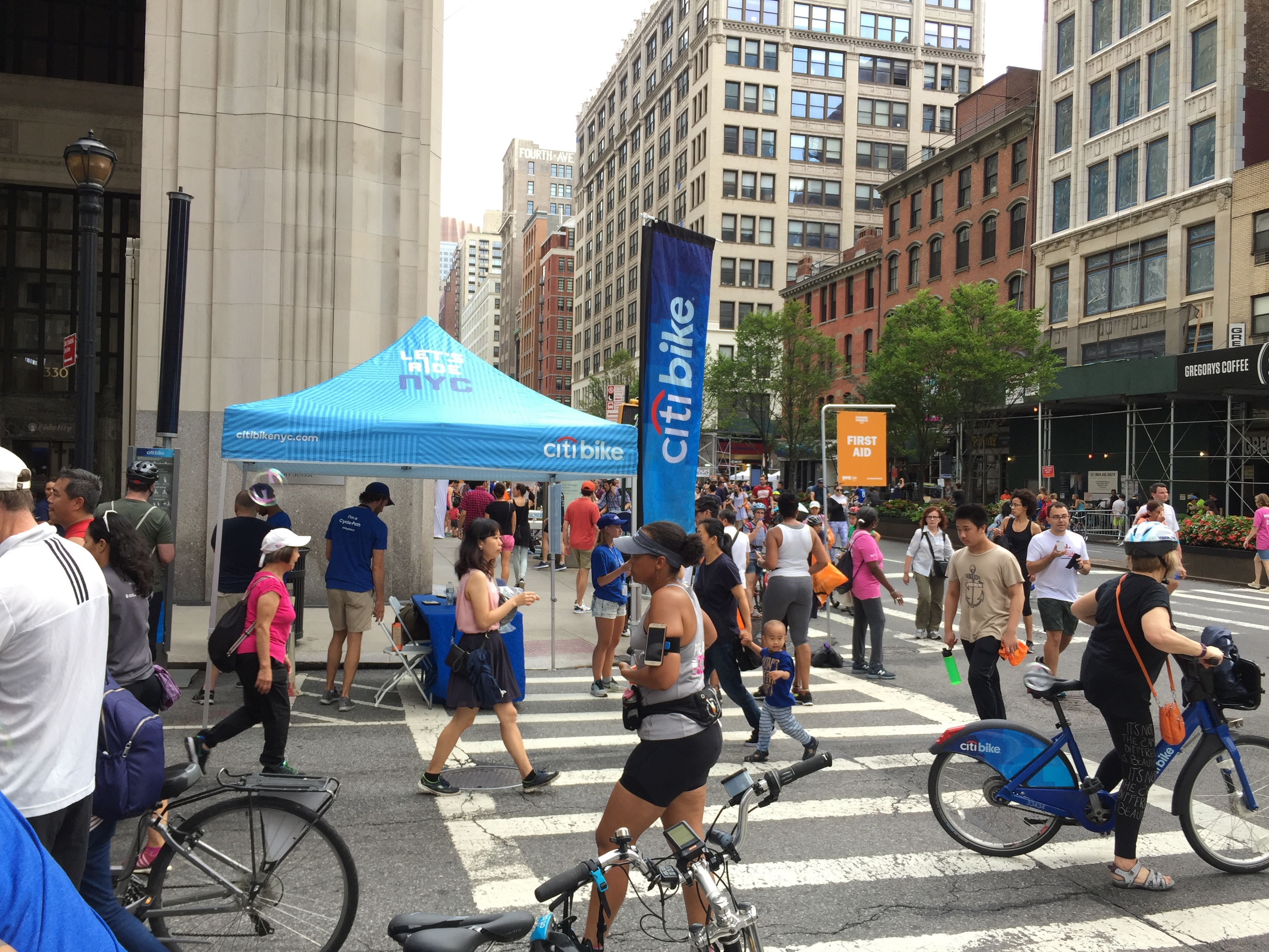 Summer Streets is back! | Citi Bike NYC