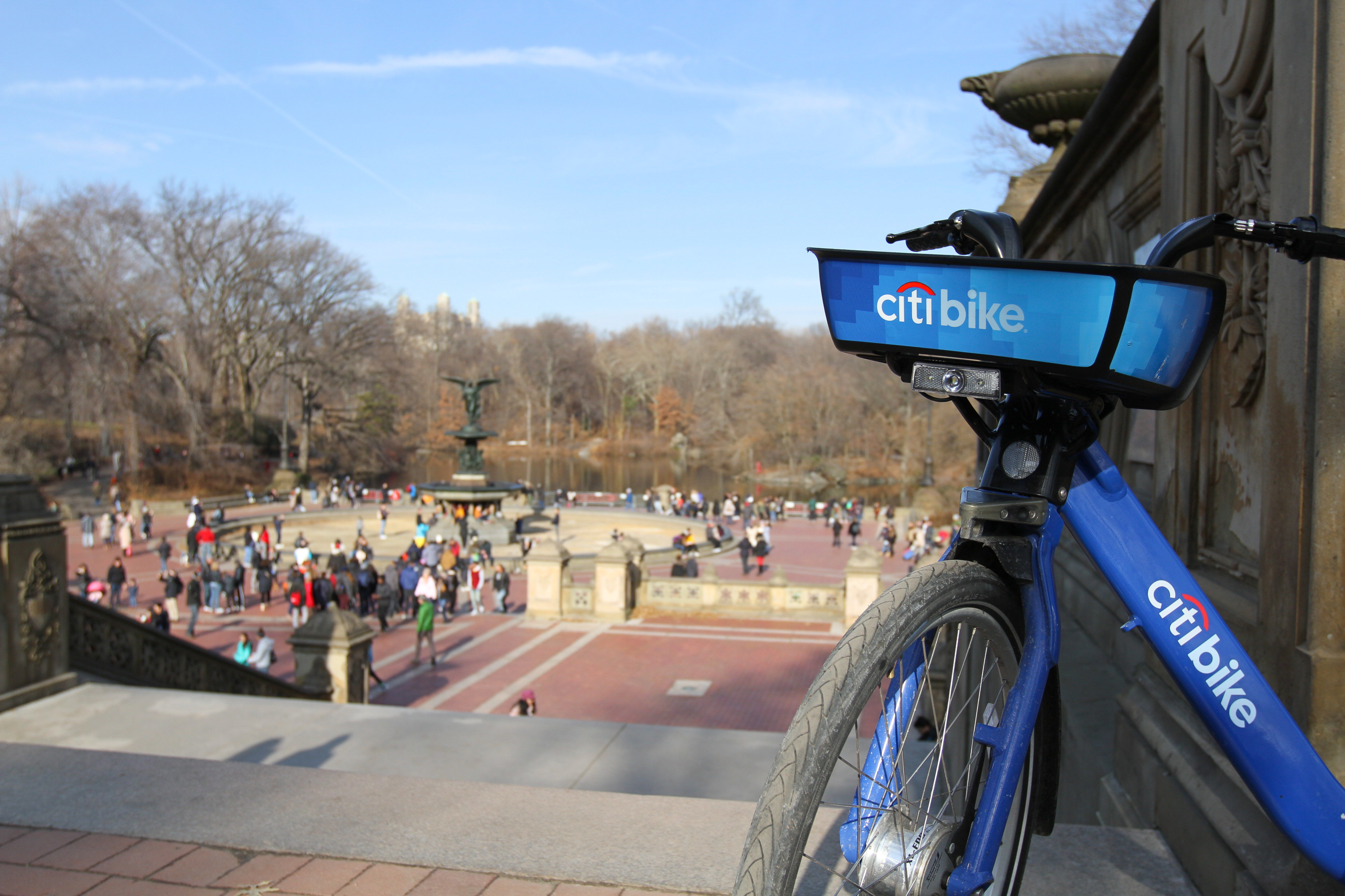 Central Park Southern Loop | Citi Bike NYC on