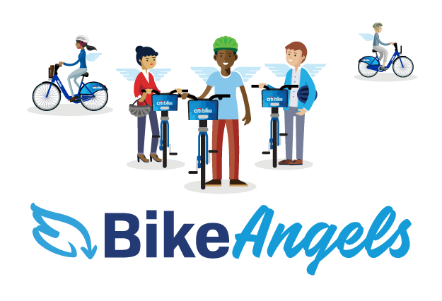 Nyc Bike Angels Web Header