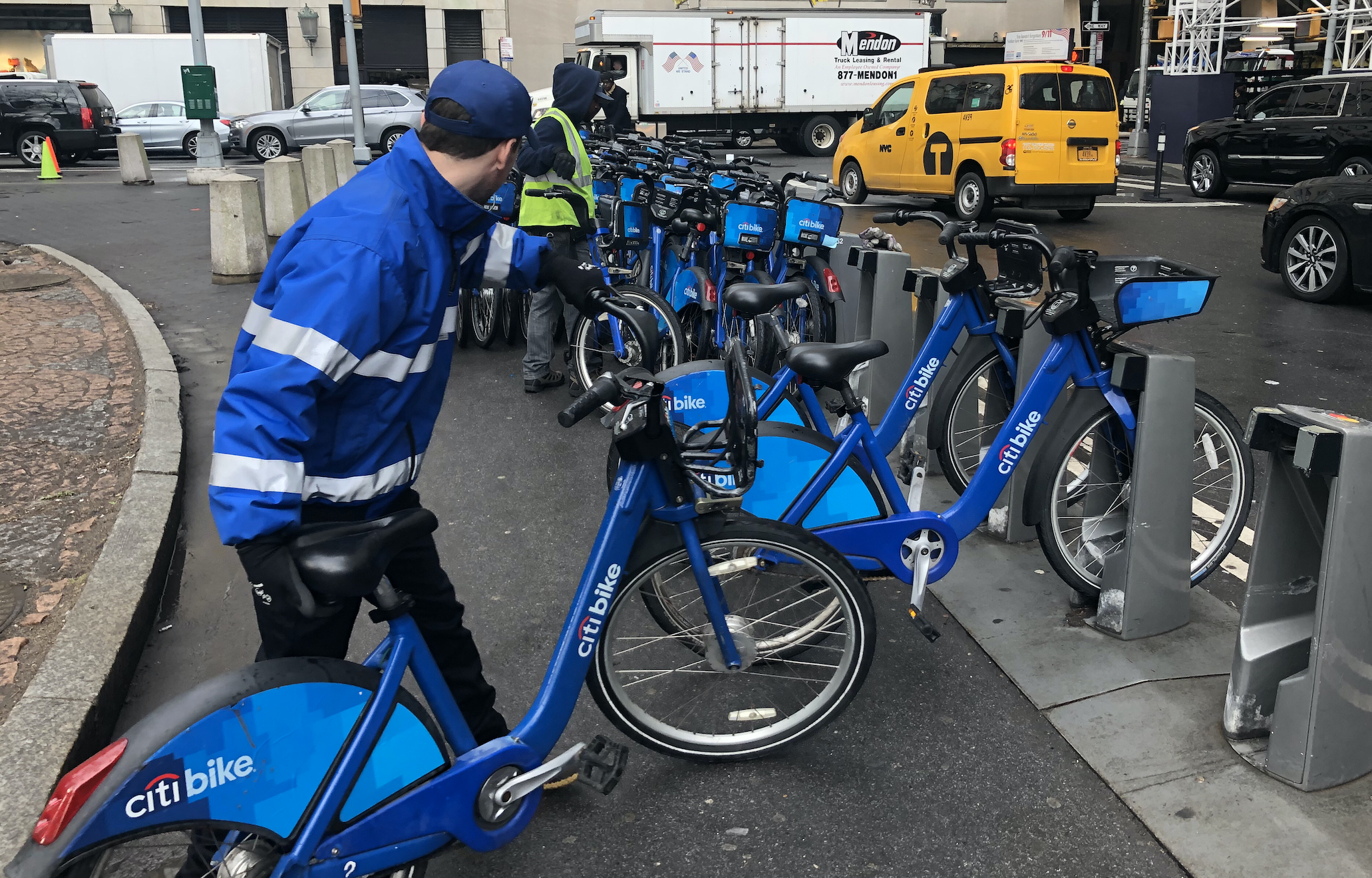 Locate the Citi Bike valet stations | Citi Bike NYC on hubway map, nyc train map, bronx zip code map, proof of success map, nyc school district map, nyc bus map,
