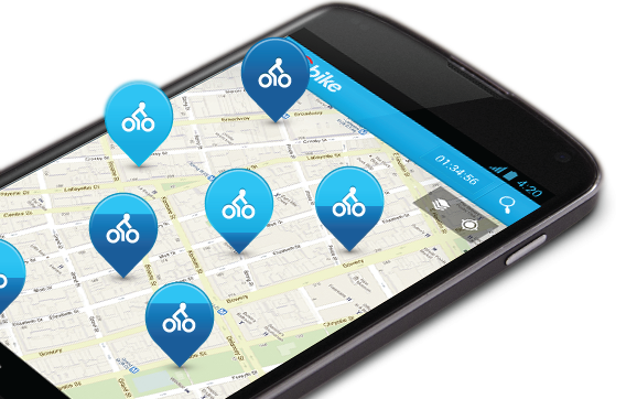 The Citi Bike App