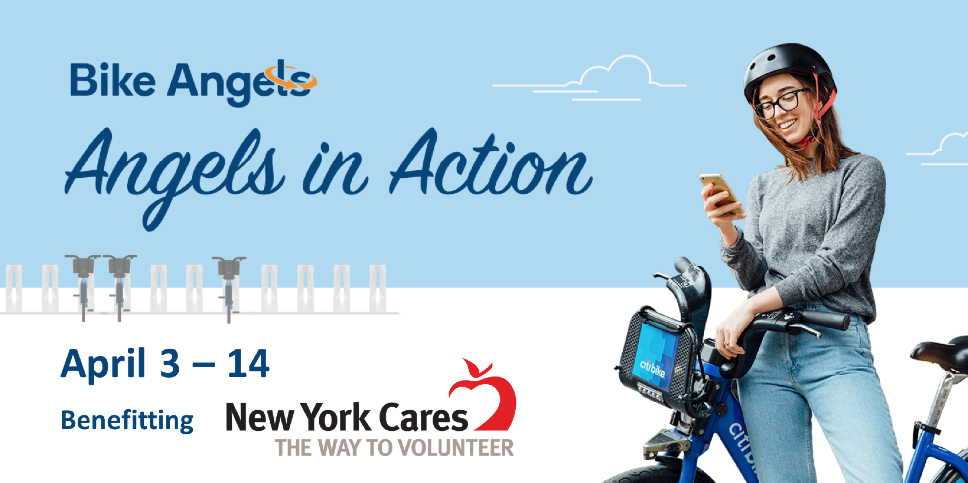 Bike Angels X Ny Cares