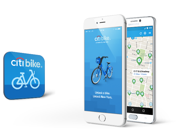 Get the Citi Bike mobile app | Citi Bike NYC