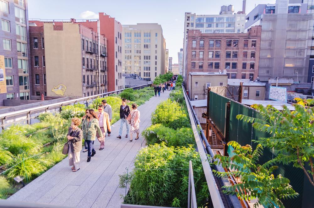 The High Line | Citi Bike NYC