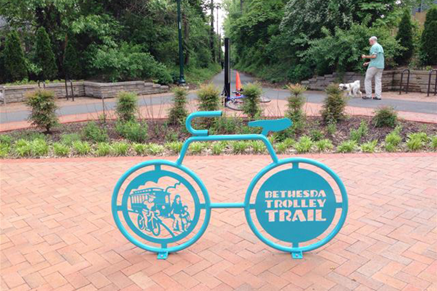 Bethesda Trolley Trail North