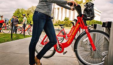 Capital Bikeshare: Metro DC's bikeshare service   Capital Bikeshare