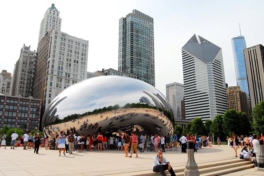 International Attractions In Chicago